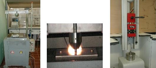 Equipment Energetic Materials Lmu Munich
